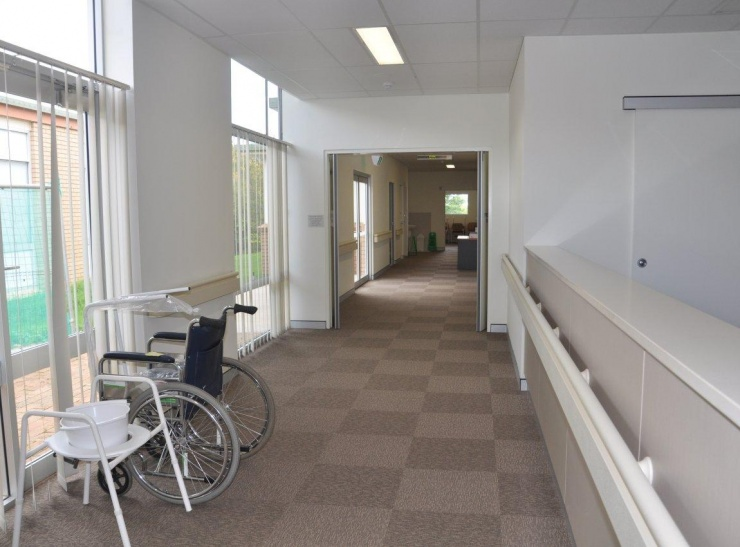 Dudley Private Hospital Completion