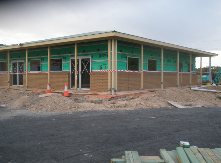 Dudley Private Hospital Construction